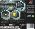 Fear Effect 2: Retro Helix PlayStation Back Cover