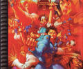 Rival Schools PlayStation Inside Cover Behind CD 2