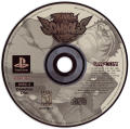 Rival Schools PlayStation Media Disc 2 - Evolution Disc