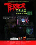 Terror T.R.A.X.: Track of the Vampire DOS Back Cover