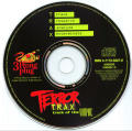 Terror T.R.A.X.: Track of the Vampire DOS Media