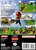 Mario Golf: Toadstool Tour GameCube Back Cover