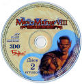 Might and Magic VIII: Day of the Destroyer Windows Media Disc 2