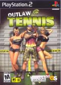 Outlaw Tennis PlayStation 2 Front Cover