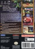Amazing Island GameCube Back Cover