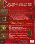 Rage of Mages Windows Back Cover