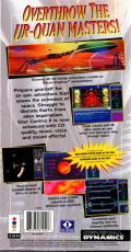 Star Control II 3DO Back Cover