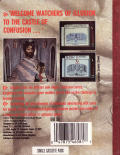 Knightmare ZX Spectrum Back Cover