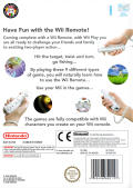 Wii Play Wii Other Keep Case - Back