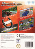 GT Pro Series Wii Back Cover