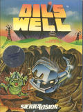 Oil's Well Commodore 64 Front Cover