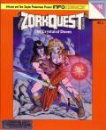 ZorkQuest: The Crystal of Doom Commodore 64 Front Cover