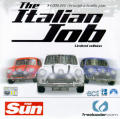 The Italian Job Windows Front Cover