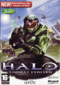 Halo: Combat Evolved Windows Front Cover