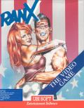 Ranx: The Video Game Atari ST Front Cover
