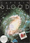 Captain Blood Atari ST Front Cover