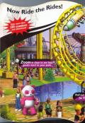 RollerCoaster Tycoon 3 Windows Inside Cover Left Side