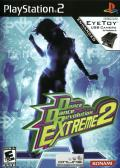 Dance Dance Revolution Extreme 2 PlayStation 2 Front Cover