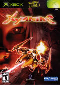 Xyanide Xbox Front Cover