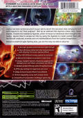 Xyanide Xbox Back Cover
