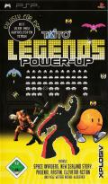 Taito Legends: Power-Up PSP Front Cover