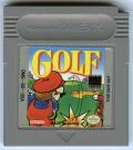 Golf Game Boy Media