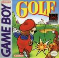 Golf Game Boy Front Cover
