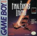 The Final Fantasy Legend Game Boy Front Cover