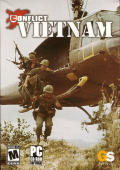 Conflict: Vietnam Windows Front Cover