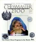 The Fidelity Chessmaster 2100 Commodore 64 Front Cover