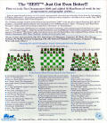 The Fidelity Chessmaster 2100 Commodore 64 Back Cover