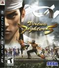 Virtua Fighter 5 PlayStation 3 Front Cover
