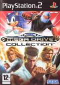 SEGA Genesis Collection PlayStation 2 Front Cover