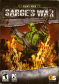 Army Men: Sarge's War Windows Front Cover