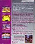 Space Quest: Chapter I - The Sarien Encounter DOS Back Cover