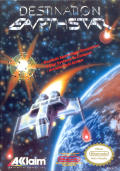 Destination Earthstar NES Front Cover