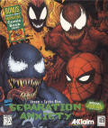 Venom • Spider-Man: Separation Anxiety Windows Front Cover