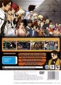 The King of Fighters: Neowave PlayStation 2 Back Cover