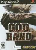 God Hand PlayStation 2 Front Cover