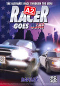 US Racer Windows Front Cover