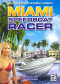 Miami Speedboat Racer Windows Front Cover