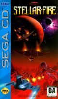 Stellar-Fire SEGA CD Front Cover
