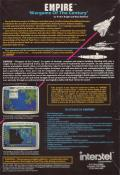 Empire: Wargame of the Century Atari ST Back Cover
