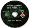 Command & Conquer 3: Tiberium Wars (Kane Edition) Windows Media Game Disc