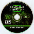 Command & Conquer 3: Tiberium Wars (Kane Edition) Windows Media Bonus Disc