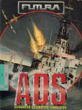 Advanced Destroyer Simulator Amiga Front Cover
