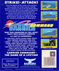 Carrier Command Amiga Back Cover