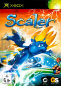 Scaler Xbox Front Cover