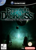 Eternal Darkness: Sanity's Requiem GameCube Front Cover