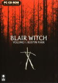 Blair Witch, Volume I: Rustin Parr Windows Front Cover